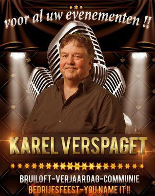 Karel Verspaget-poster