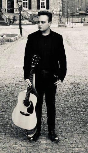 Damien van Elburg-muziektrein